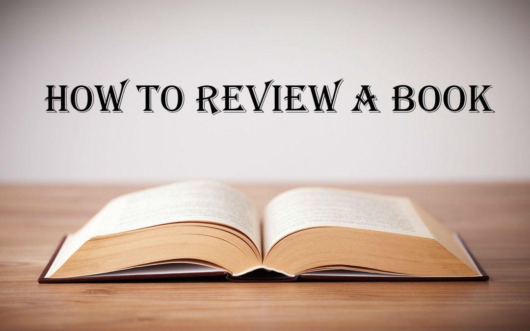 Bagaimana Cara Mengulas Sebuah Buku