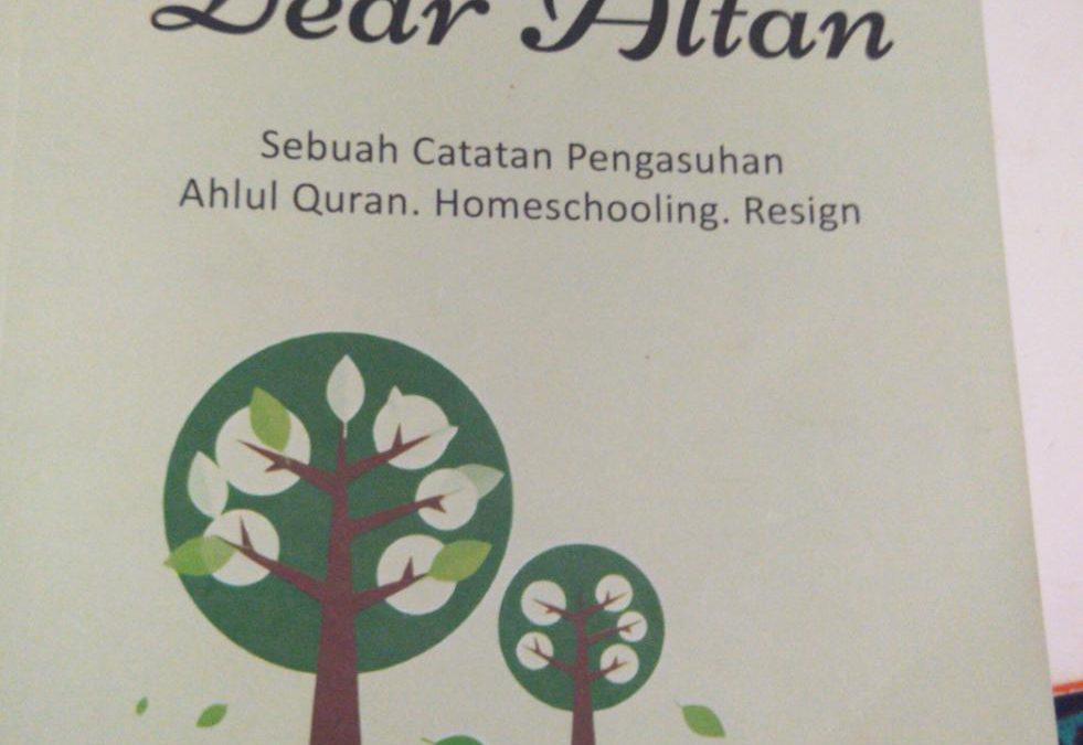 Dear Altan oleh Aulia Musla