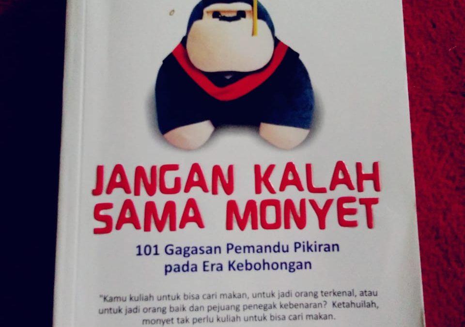Jangan Kalah Sama Monyet oleh Dr. adian Husaini