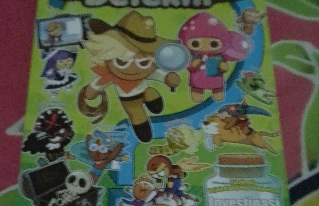 CookieRun Sweet Escape Adventure! – Sains Detektif Penulis oleh Jo Joo-hee