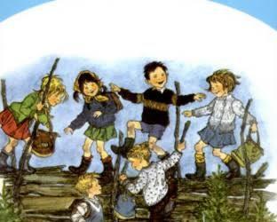 Kami Anak-Anak Bullerbyn oleh Astrid Lindgren