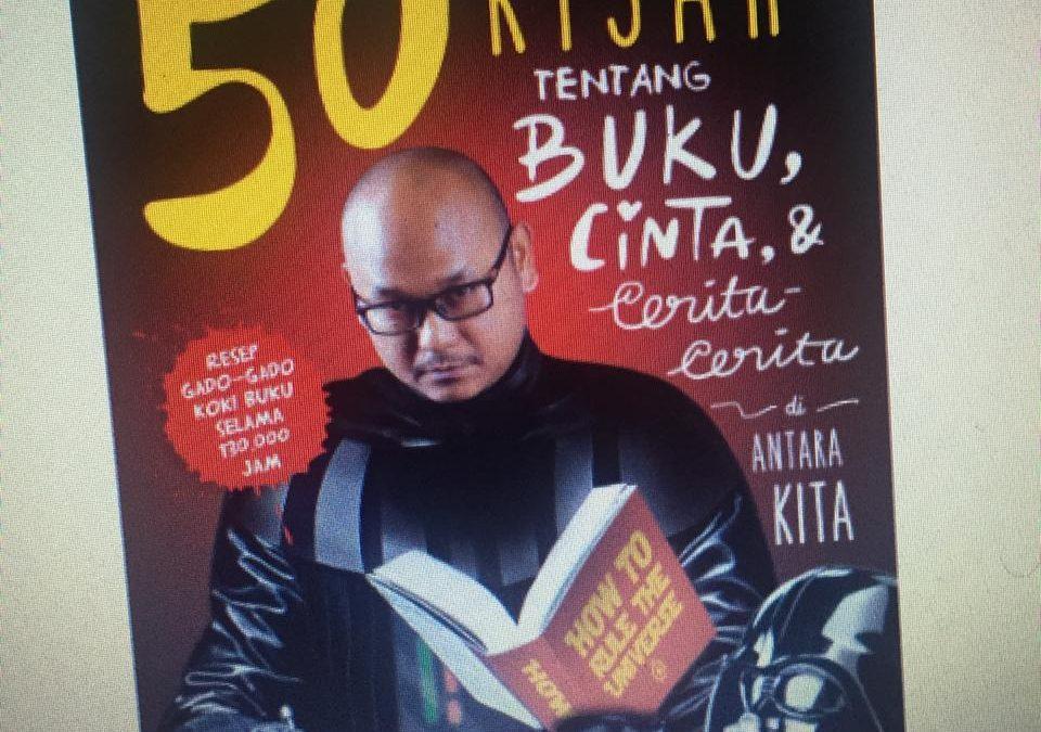 50 Kisah Tentang Buku, Cinta, & Cerita-cerita di Antara Kita oleh Salman Faridi